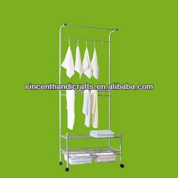 Metal Free Standing Towel Rack Stand With Wheels Buy Laptop Stand