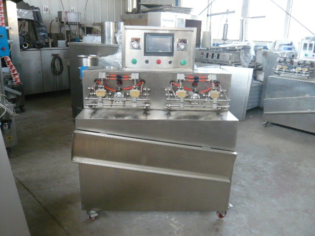 Expansion juice Bag filling machine /plastic pouch packaging equipment