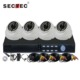 4ch Cctv Security System Kit best selling bullet cctv camera System reverse camera kit cheap wireless car reverse camera waterpr