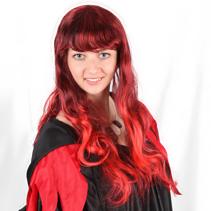 Long Synthetic Big Curly Red Weave Hair Buy Curly Red Weave Hair