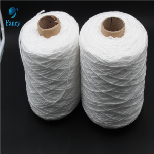 Cheap price 0.8g / m PP water filter yarn for filter cartridge polypropylene yarn for water filter