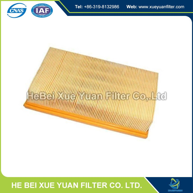 kn air filter spare parts 0834 301 for chinese car auto car air filter from CHINA AIR INTAKES FILTER