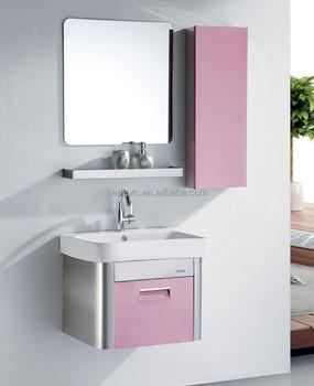 Rosa Lady Style Qualifizieren Kommerziellen #304 Edelstahl Modernes  Badezimmer Spiegelschrank Bp 2236