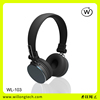 Sport wireless stereo Bluetooth 4.0 ear piece earbuds earphone with microphone mobile phone accessories silent disco mp3 player