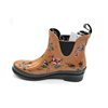 Custom Made Fashion Beautiful Womens High Heel Rain Boots