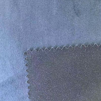 100% rpet recycled canvas polyester fabric for bags