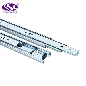 wood soft close center mount drawer slides