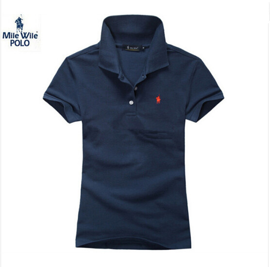 b4256ddf7 2015 New women's summer sport style Polo Palphy Shirt 100%cotton small  horse classic short sleeve shirt Hombre Ladies shirt polo