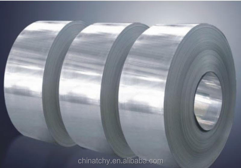 Factory price mill finish brushed aluminum gutter coil jumbo roll for ventilated facade