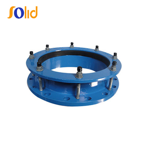 Ductile iron fabricated flange adapter,PN10/16/25