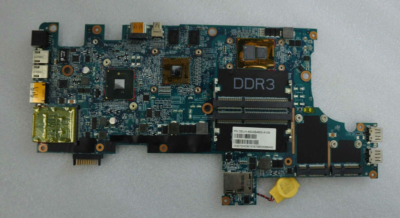 motherboard with onboard cpu for Dell Inspiron 13Z N301Z I5-470UM