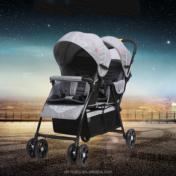 49e63fa0b Popular Lightweight Twins Stroller Prams Baby Strollers Double Twin ...