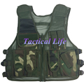 Summer Multifunctional Quick Drying Mesh Fishing Vest Tactical Hunting Vest Multi Pocket Outdoor Photography Angler Waistcoat