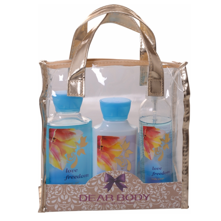 Dear Body Brand Hot Sale Bath Spa and Body Care Cheap Perfume Gift Set