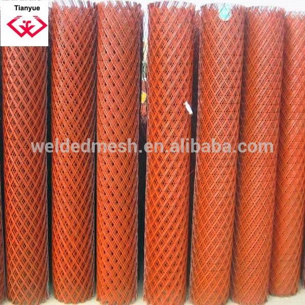 Lamiera forata/maglia perforata, piegato o pannelli piani, in acciaio zincato, alluminio o ss ...