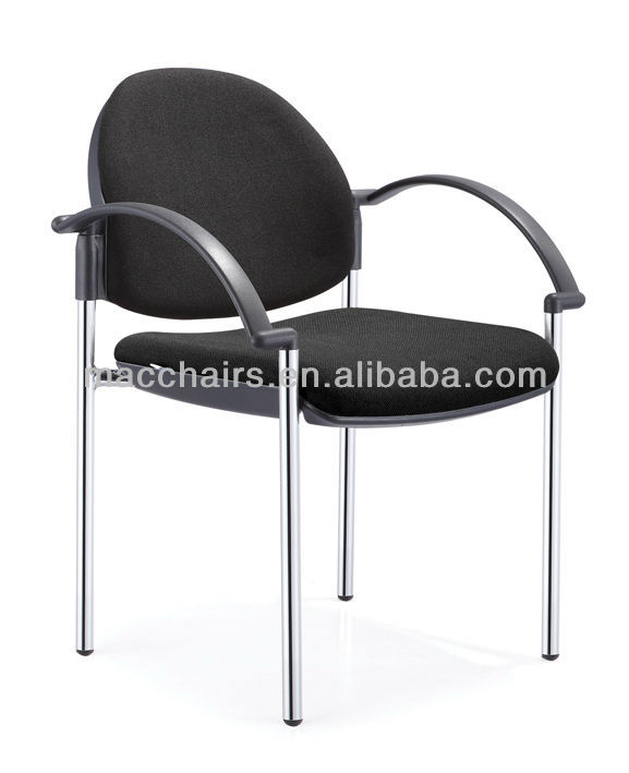 New design chromed frame visiting chair/ conference chair/meeting room chair 4002-RD