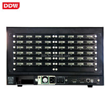 Su misura vendita calda 16 in 16 out hdmi video wall processore <span class=keywords><strong>audio</strong></span> VGA DVI multi signages video wall controller per di sicurezza in camera