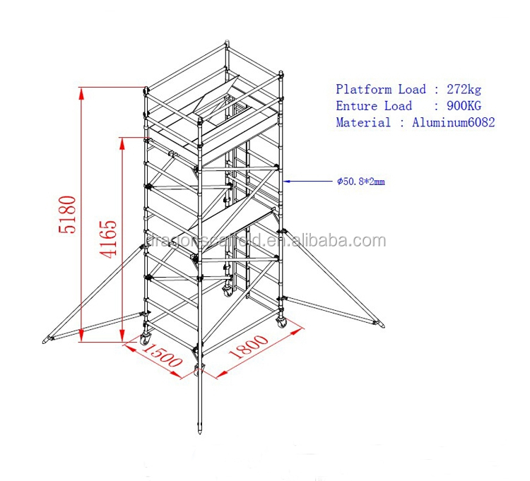 Aluminum Scaffold Parts : Best quality sales for used aluminum scaffold parts buy