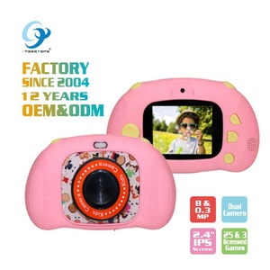 Cute Kids Children Children's Mini Digital Action Video Camera Toys for Kids Children