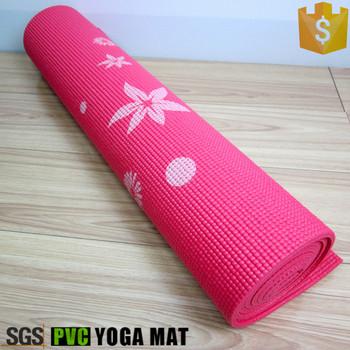 Eco Pvc Foam Baby Yoga Mat