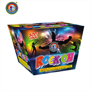 500 gram 25Shots Cakes Fireworks good quality cakes fireworks for christmas pyrotechnics