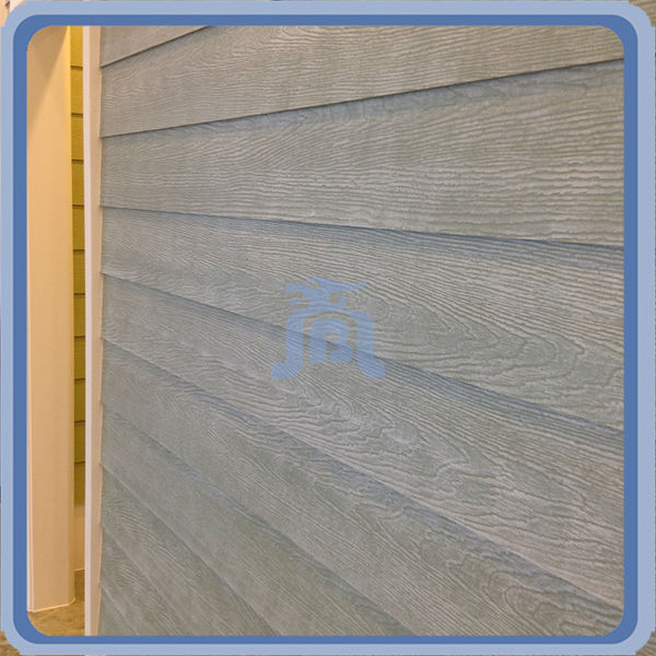 Decorative pattern wall board Fiber cement siding