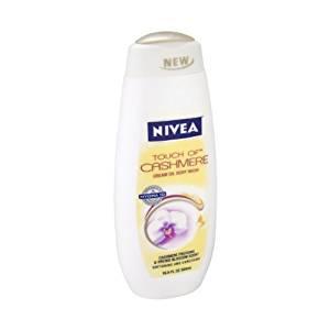 Nivea Touch Of Cashmere Cream Oil Body Wash