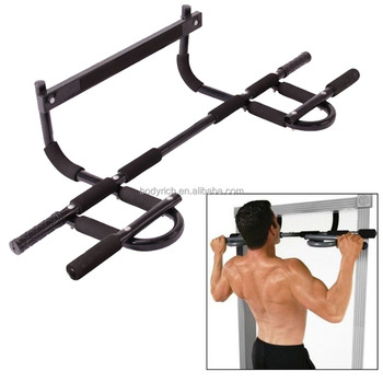 Fitness Multi Gym Pull Up Bar Home Exercise Power Workout Dip