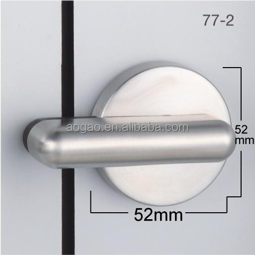 Wholesale Precision Casting Toilet Partition Cubicle Door Lock