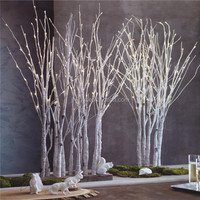 LED birch thicket tree light factory wholesale/hot new products outdoor/indoor led light birch tree lights for promotion gifts