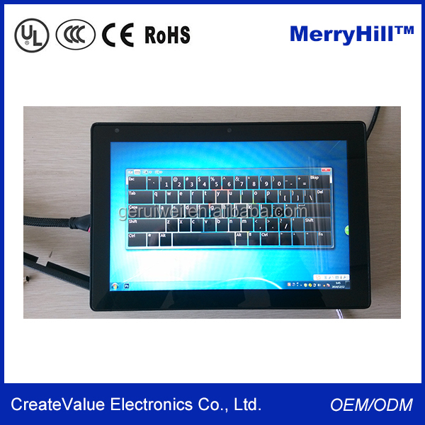 Small Size 7/ 8/ 9/ 10/ 12/ 15/ 17 inch Sunlight Readable Waterproof LCD Monitor