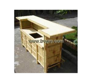 Most popular products standard size high quality bamboo outdoor tiki bars