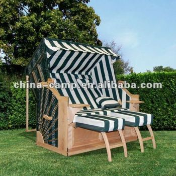 roofed beach chair