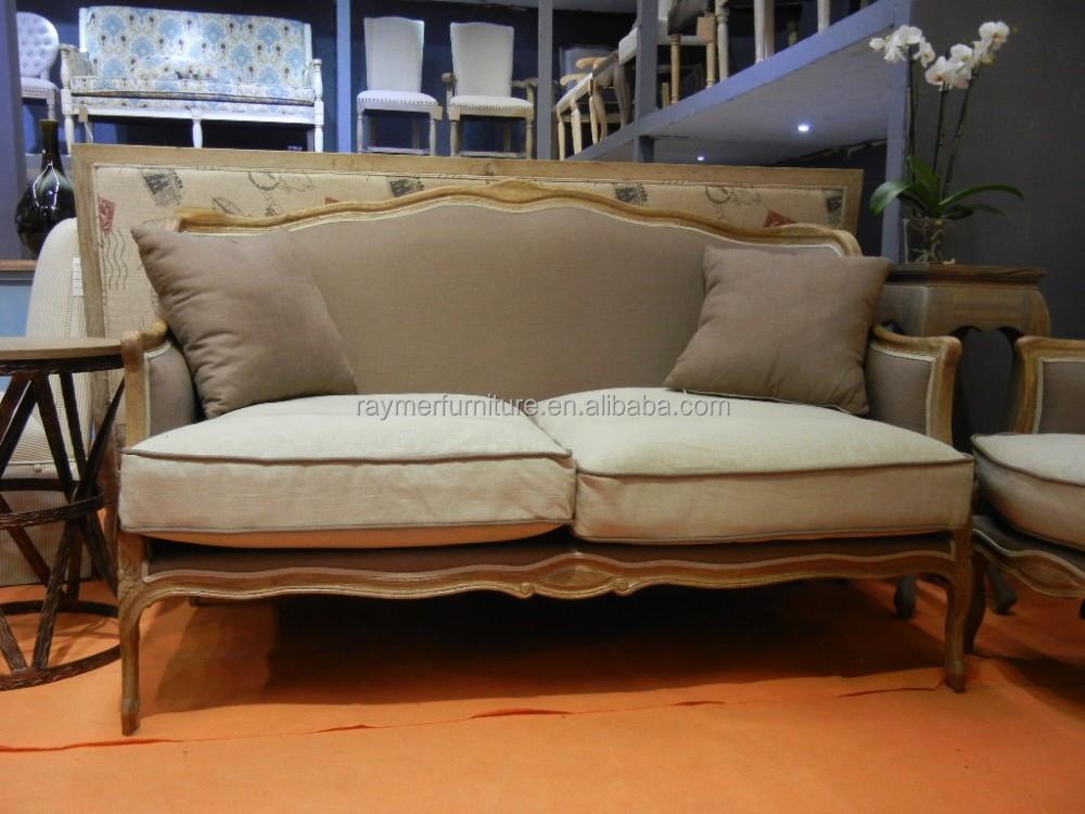 Antico stile francese soggiorno due posti divani struttura for Soggiorno in stile cottage francese