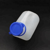 High quality portable urinal with female adapter