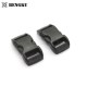 wholesale thin side release clip 3 way plastic buckle