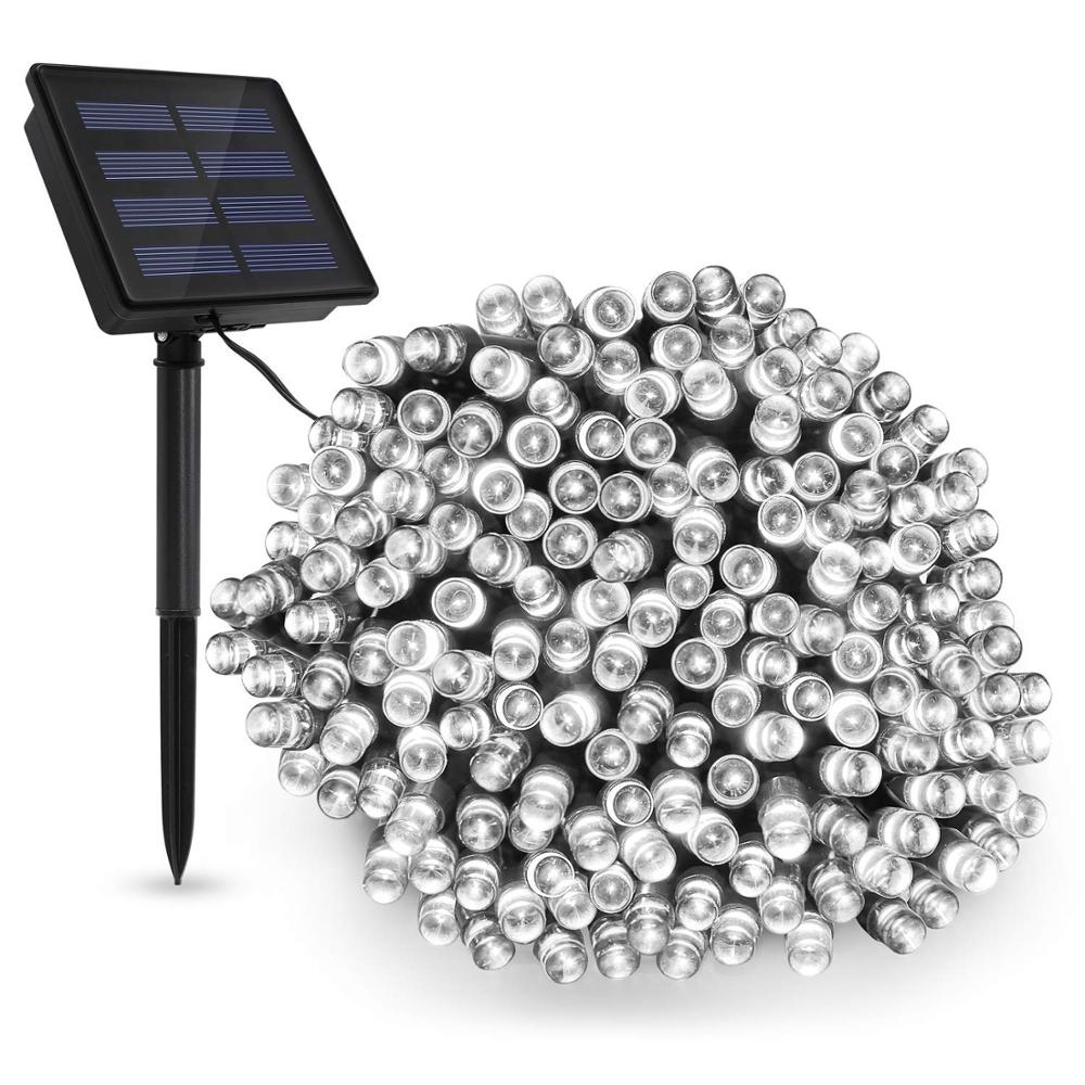 гирлянда на солнечной батарее купить
