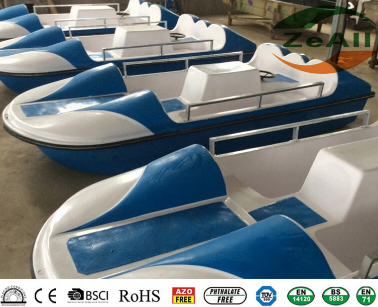 4~5 people amusement leisure tour boat /pedalo