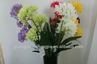 different color artificial flower blue lily