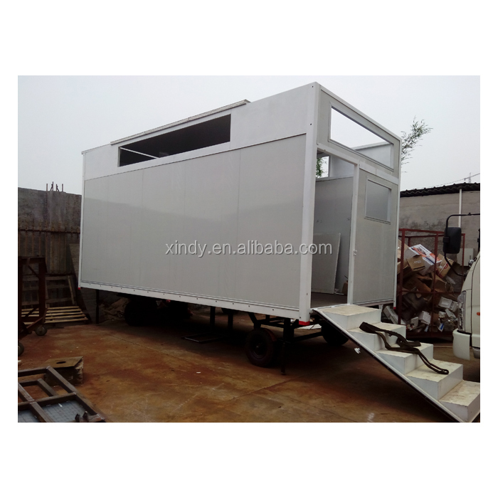 Hot Sale Mobile Simulator Latest Cinema 5D Equipment Systems Theater Trailer for entertainment