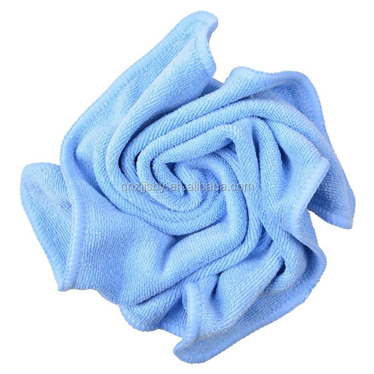 (12-Pack) 12 in. x 12 in. Commercial Grade All-Purpose Microfiber HIGHLY ABSORBENT, LINT-FREE, STREAK-FREE Cleaning Towels