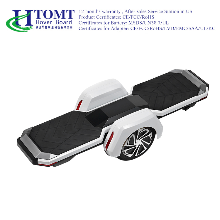 2017 new 8 inch dual motor Two wheel electric skateboard with samsung battery