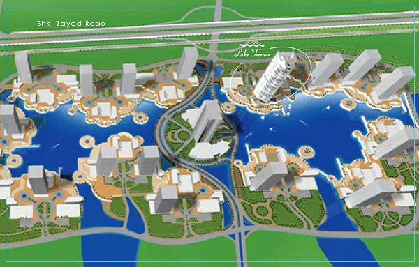 Jumeirah Lakes Towers,Housing services