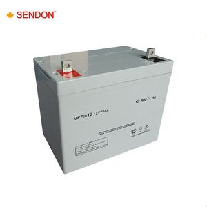 New arrival long life design maintenance free sealed lead acid battery 12V 70ah 20hr