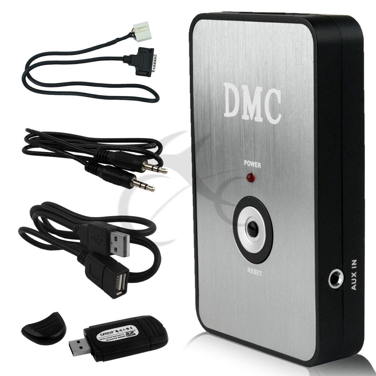 XFMT Digital Music CD MP3 Changer Player Media For Honda GL1800 2001-20112002 2003 2004 2005
