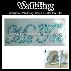 gems wedding decoration me too for wedding shoes decoration