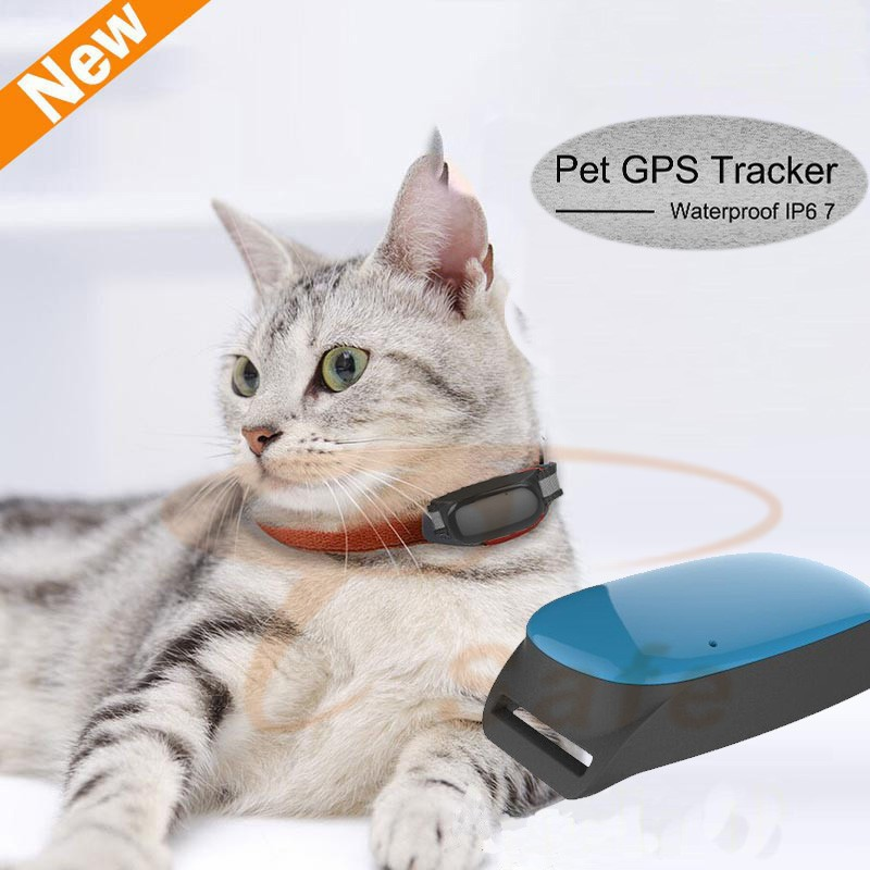 Pets Or Cars Gps Tracker Chips With Waterproof Ipx67 Sos Function ...