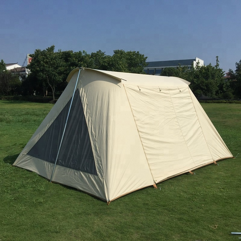 2019 New Season High Quality Luxury Canvas Flex Bow Desert <strong>Tent</strong> in Stock for sales