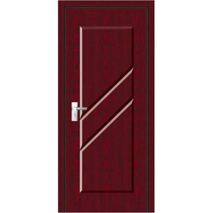 Cheap price electronic lock pvc pictures door