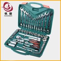 Tool box 150 pcs of Full wrench and sockets set